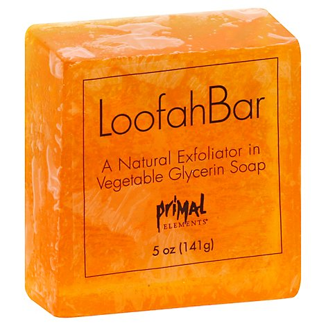 Sunrise Sunset Loofah Bar Soap - 5 Oz