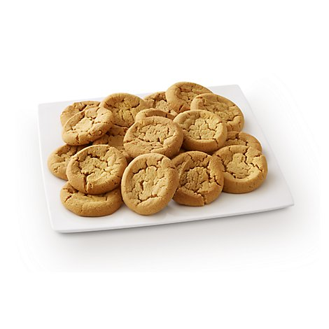 Bakery Cookies Peanut Butter Ts 20 Count - Each