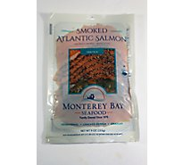 Monterey Bay Seafood Smoked Atlantic Salmon Trio Pack - 9 Oz