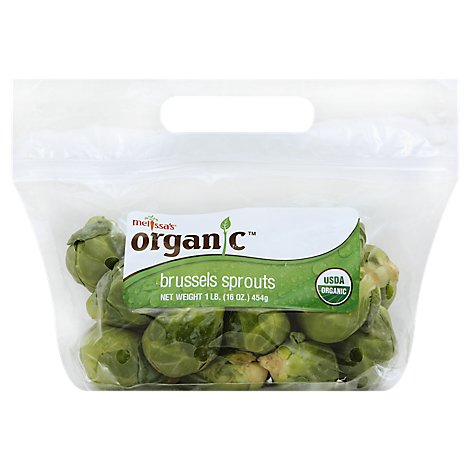 Brussel Sprout Organic - 16 Oz