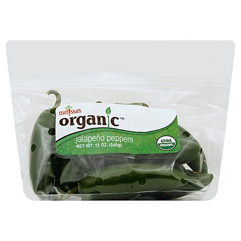 Peppers Jalapeno Organic - 12 Oz