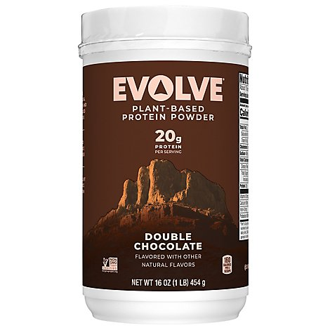 Evolve Protein Pwdr Chocolate - 1 Lb