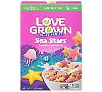 Love Grown Cereal Sea Stars - 7 Oz