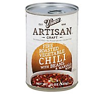 Vietti Artisan Craft Chili With Beans & Marsala Wine Fire Roasted Vegetable - 15 Oz