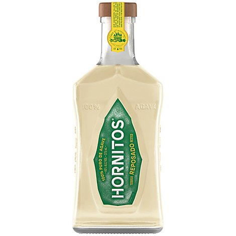 Sauza Tequila Hornitos Reposado 80 Proof - 375 Ml