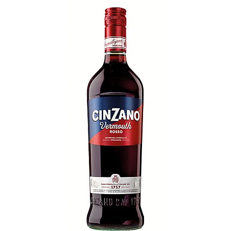 Cinzano Vermouth Rosso Sweet - 750 Ml