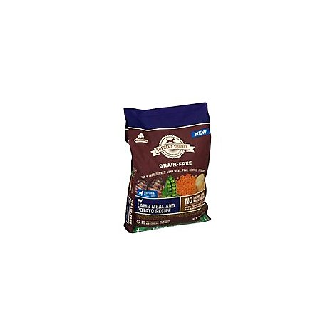 Supreme Source Dog Biscuits Grain Free Lamb Meal And Sweet Potato Bag - 12 Lb
