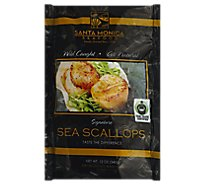 Santa Monica Seafood Scallops Fair Trade - 12 Oz
