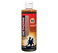 Betadine First Aid Solution - 8 Fl. Oz.