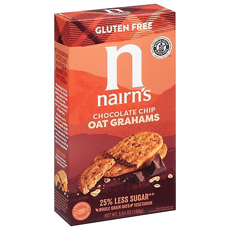 Narins Gluten Free Chocolate Chip And Oatmeal Cookies - 5.64 Oz