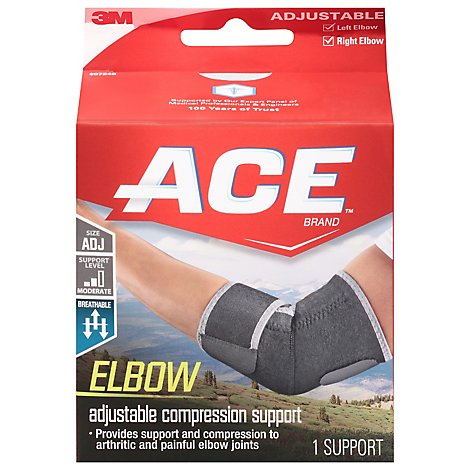 ACE Elbow Support Neoprene Adjustable - Each