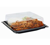 Deli Catering Tray Boneless Buffalo Chicken Wing - 8 Inch 0.78 LB