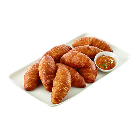 Fresh Baked Mini Croissant - 8 Count