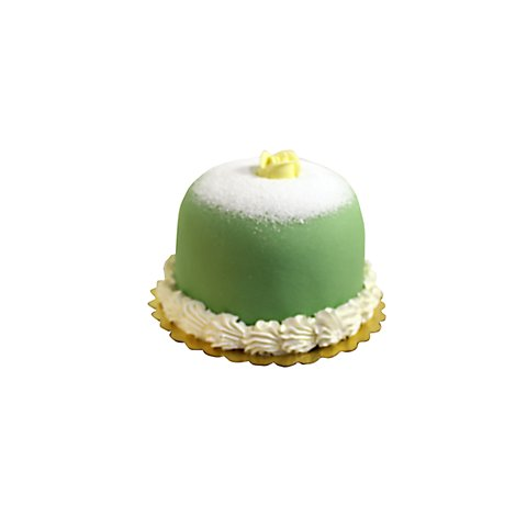 Bakery Cake Princess 7 Inch Green - Each