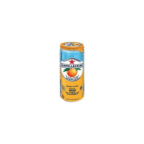 San Pellegrino Aranciata Sleek - 330 Ml