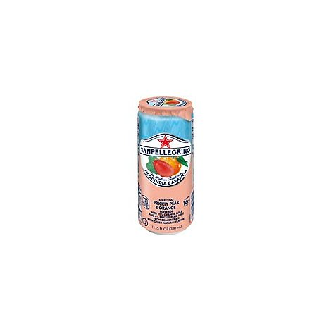 San Pellegrino Prickly Pear Sleek - 330 Ml
