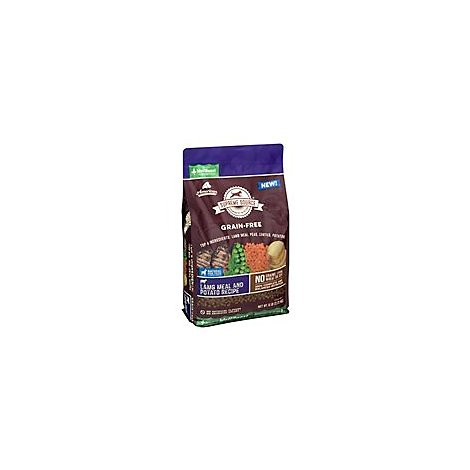 Supreme Source Dog Biscuits Grain Free Lamb Meal And Sweet Potato Bag - 6 Lb
