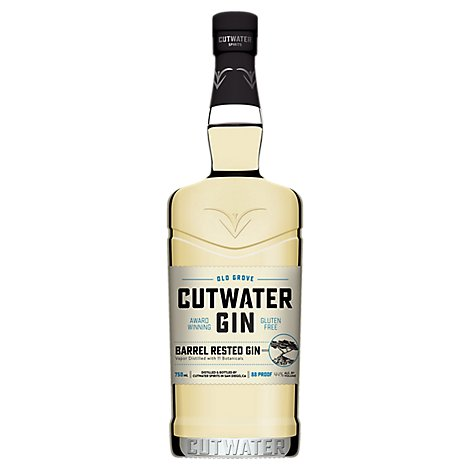 Cutwater Old Grove Gin Barrel Rested - 750 Ml