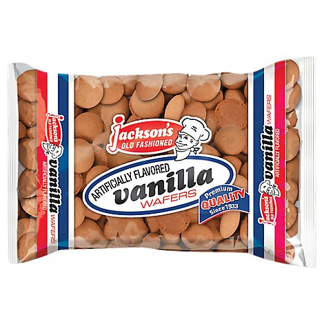 Jacksons Vanilla Wafer - 11 Oz
