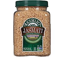 RiceSelect Rice Brown Jasmati - 30 Oz