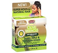 Son-Ap Olive Miracle Smooth Ed - 2.25 Oz
