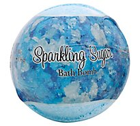 Sparkling Sugar Bath Bomb - 4.8 Oz
