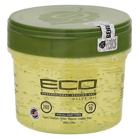 Ecostyle Olive Oil Gel - 12 Oz