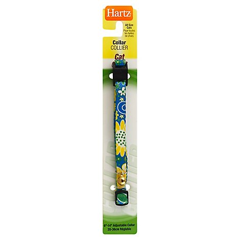 Hartz Collar for Cats Pack - Each