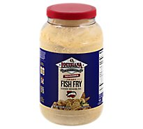 Louisiana Seasoned Fish Fry - 5.75 Lb