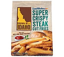 Lamb Weston Fries Potato Super Crispy Steak Cut - 28 Oz