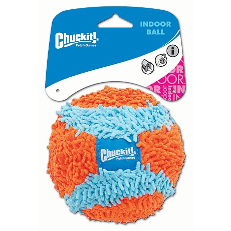 Chuckit! Dog Toy Indoor Ball Pack - Each