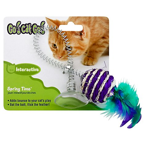 OurPets Go Cat Go Cat Toy Spring Time Pack - Each