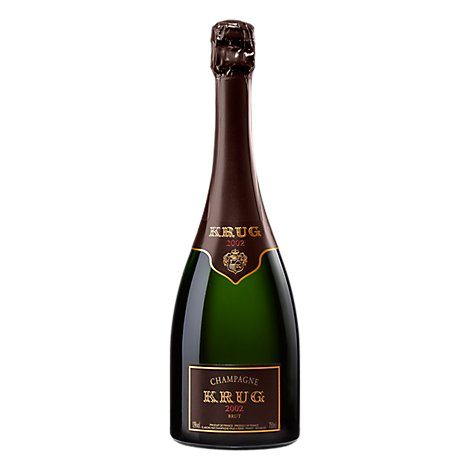 Krug Brut Vintage 2002 Wine - 750 Ml