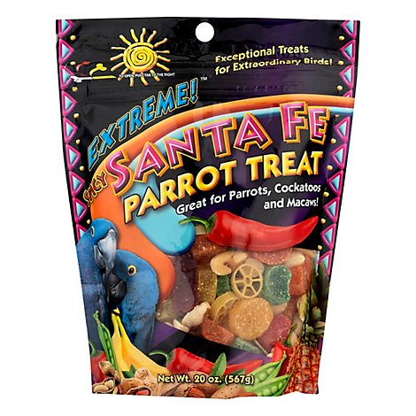 Browns Extreme! Spicy Santa Fe Pet Treat Parrot Pouch - 20 Oz