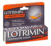 Lotrimin Athletes Foot Crm - 1.1 Oz