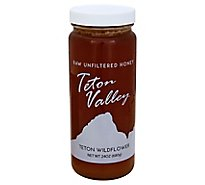 Teton Valley Wildflower Honey - 24 Oz