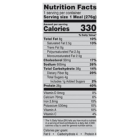 Healthy Choice Power Bowls Latin-Inspired Adobo Chicken Bowl - 9.75 Oz