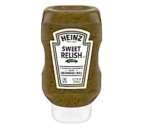 Heinz Sweet Relish Ez Squeeze - 12.7 Oz