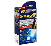Compound W Wart Kit - 15 Each