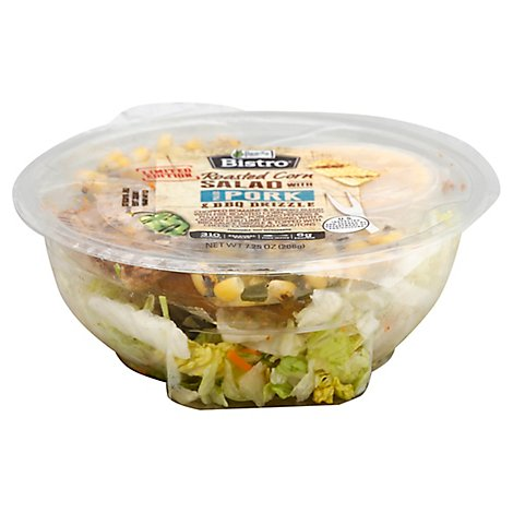 Ready Pac Bistro Roasted Corn Salad With Pulled Pork - 7.25 Oz