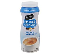Signature SELECT Coffee Creamer French Vanilla - 15 Oz