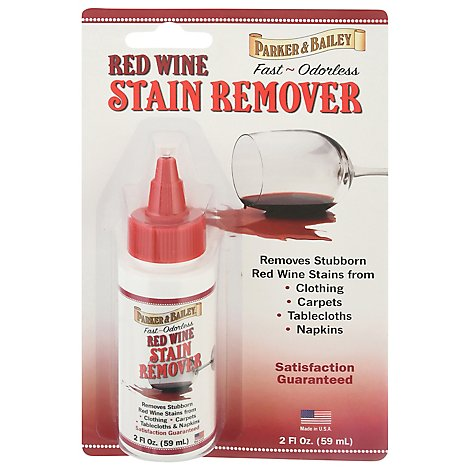 Parker & Bailey Instant Odorless Stain Remover - 2 Oz