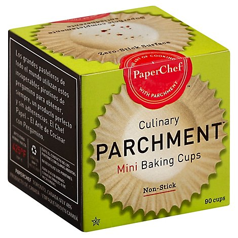 Paper Chef Parchment Baking Cups - 90 Count