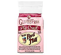 Bobs Red Mill Mix Gf Pie Crust - 16 Oz