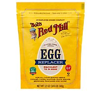 Bobs Red Mill Egg Replacer Vegan Gluten Free - 12 Oz