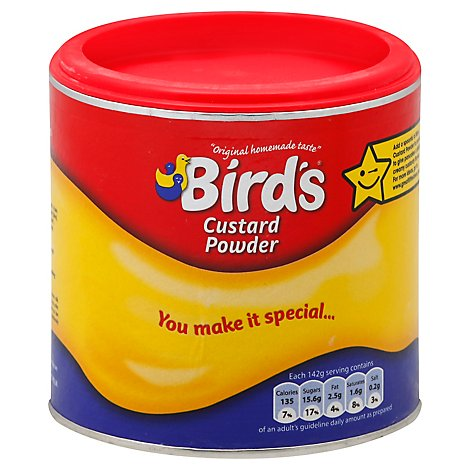 Birds Dessert Powder - 10.5 Oz