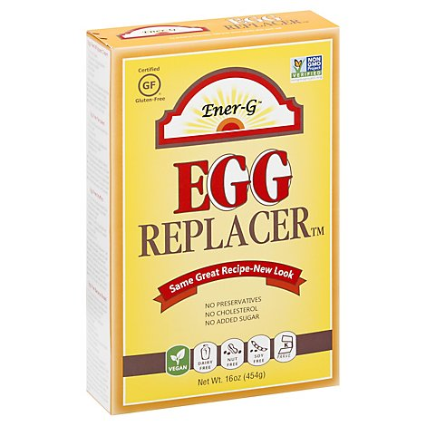 Energ Egg Replacer Vegan - 16 Oz
