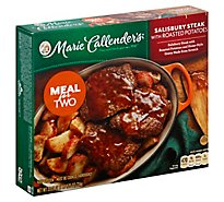 Marie Callenders Meal for Two Salisbury Steak With Roasted Potatoes - 25.25 Oz