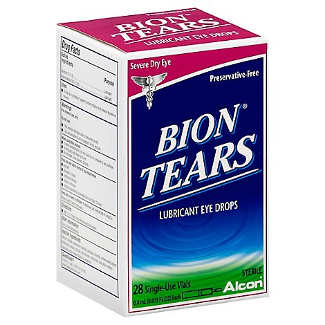 Alcon Bion Tears - 1 Each