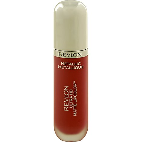 Revlo Hd Matte Lip Color Glam - Each